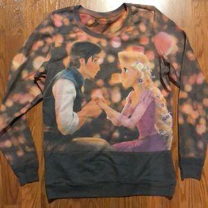Tangled Lantern Sweatshirt